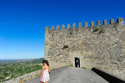 Castelo medieval de Castelo de Vide