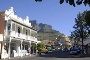 Arquitetura vitoriana na Cidade do Cabo