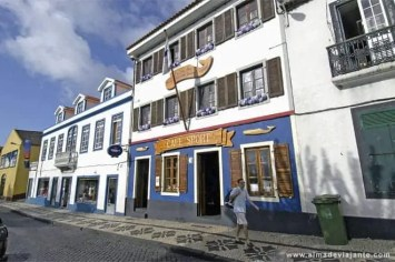 O incontornável Peter Café Sport, Faial