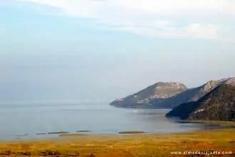 Lago Skadar, sul do Montenegro