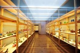 Exposição permanente no Museu do Brinquedo Português de Ponte de Lima