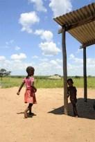 Crianças do Botswana