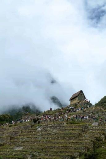 Guia de Machu Picchu: evitar os turistas