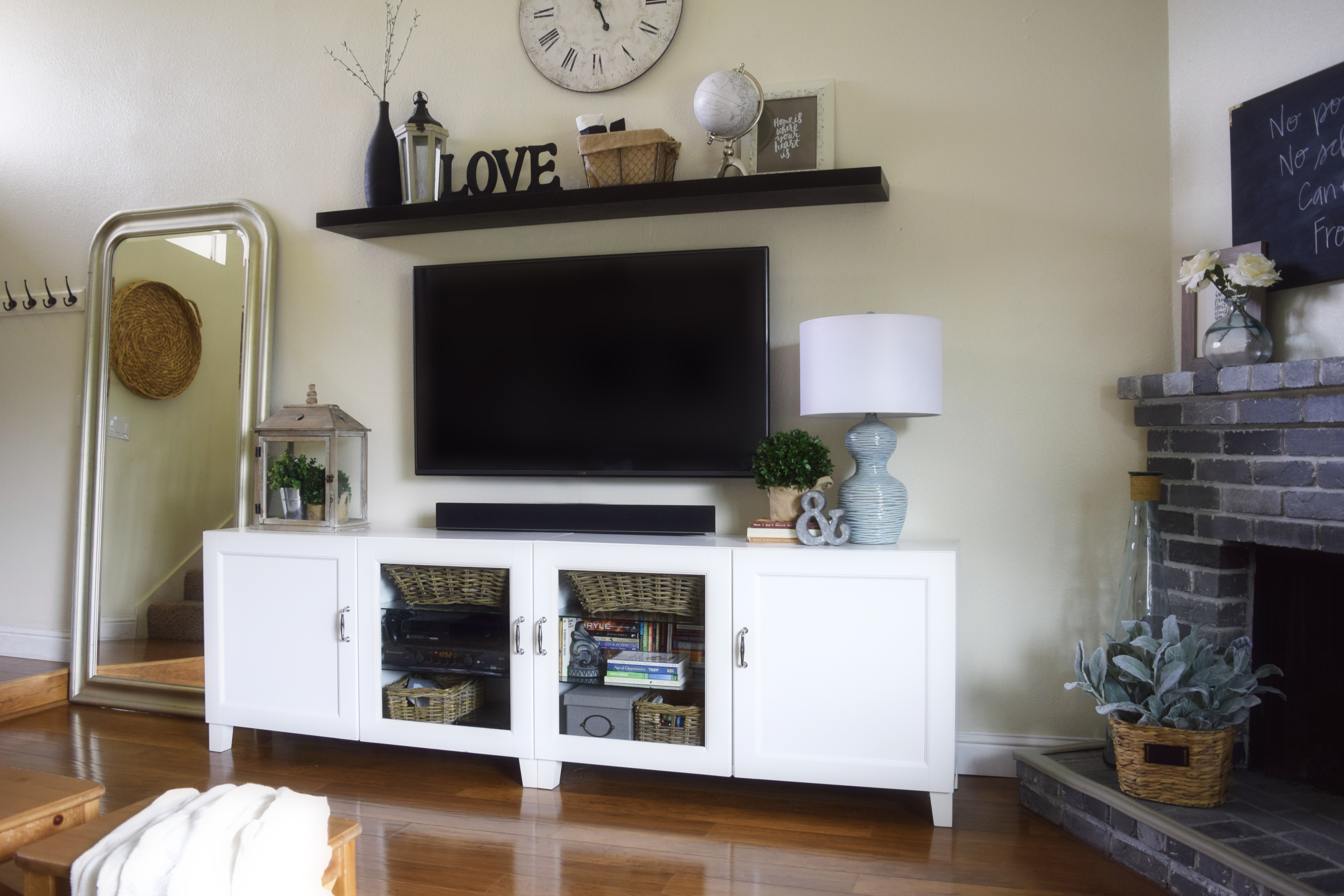 Our somewhat Ikea u201chacked u201d entertainment center and an honest Ikea besta review u2013 almafied com