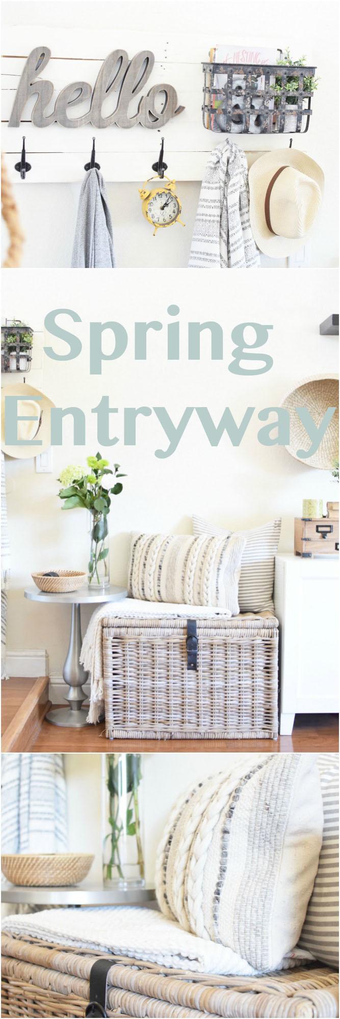 spring entryway 2016