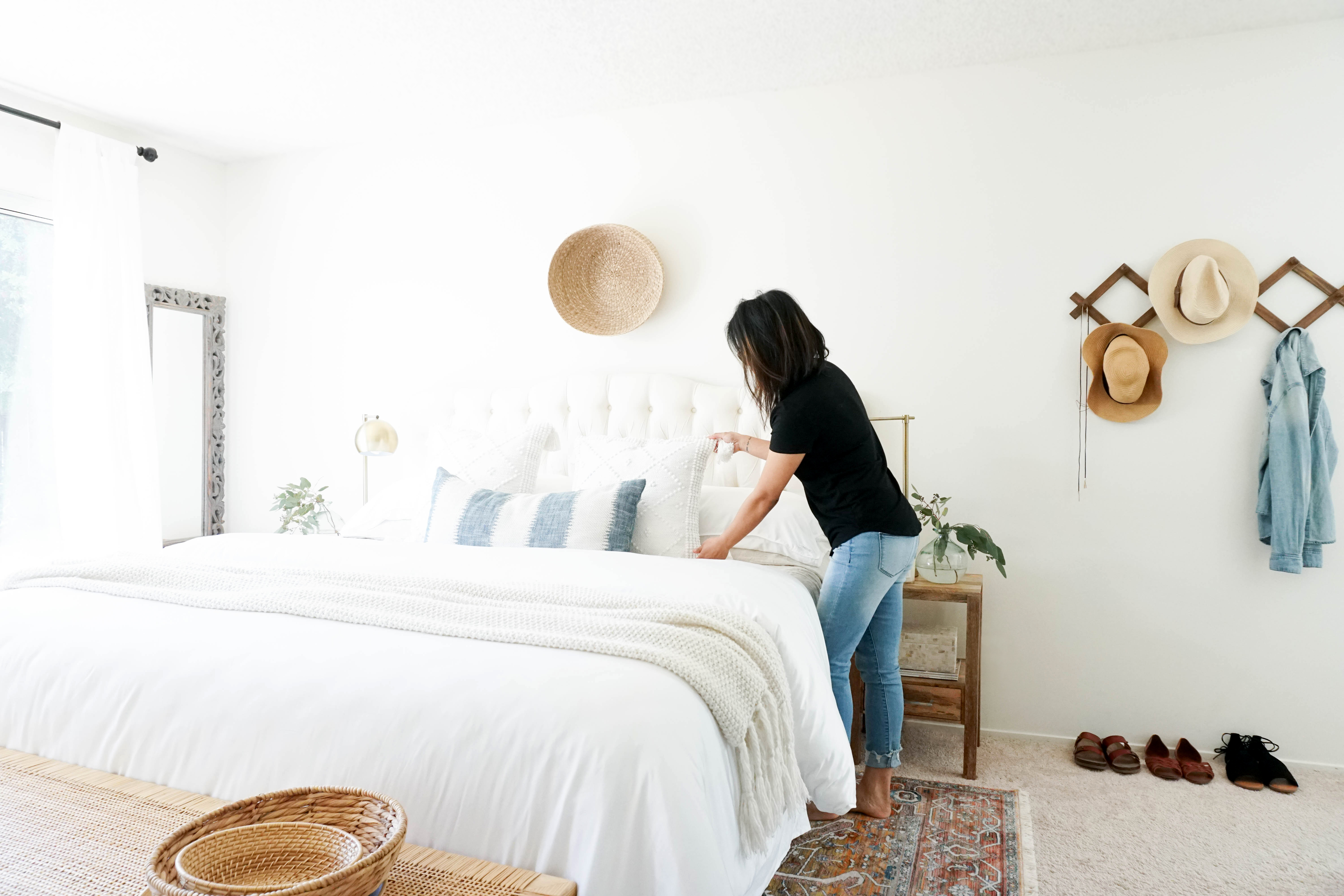 Our master bedroom refresh The Beautiful Bedrooms Tour – almafied