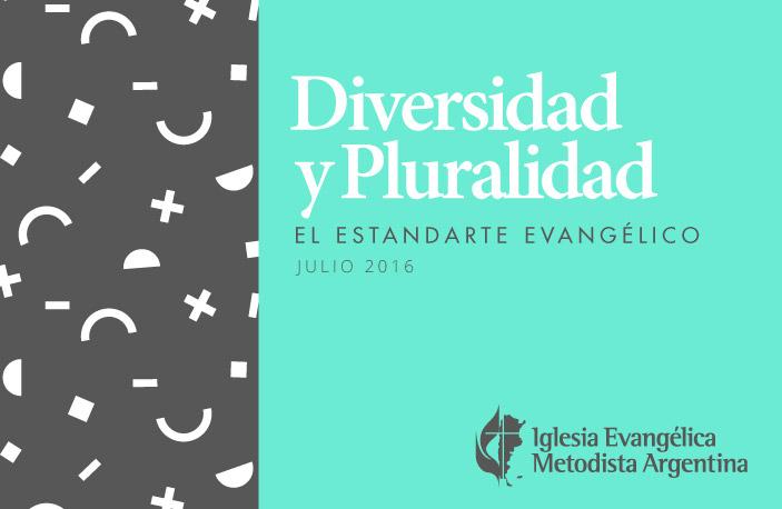 El Estandarte Evangélico – julio 2016 – Diversidad y Pluralidad