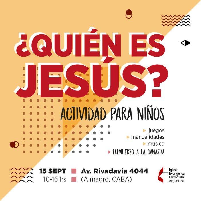 ¿Quién es Jesús? Actividad para niños
