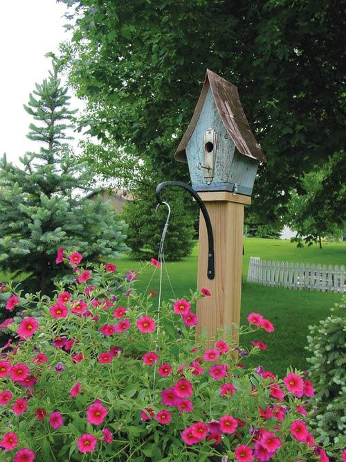 Great Garden Ideas: What's Old is New Again | The Old ... on Birds Backyard Landscapes  id=43617