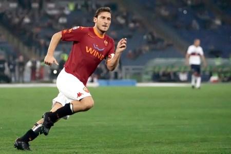 Totti recordman