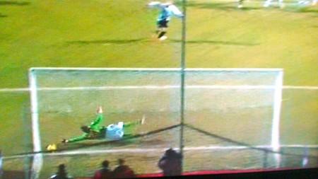 Il goal partita di Calajo