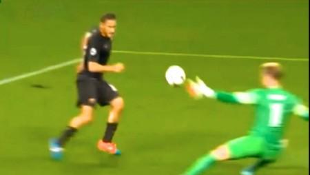 Il goal di Totti