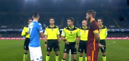 Napoli-Roma 0-0