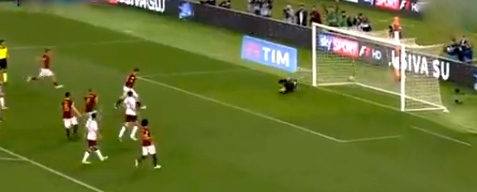 Rigore goal Totti superstar3-2