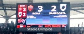 Il finale firmato Totti