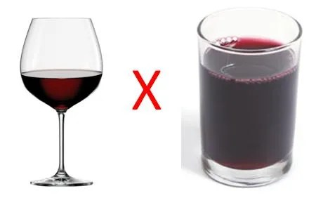 Vinho tinto ou suco de uva? Qual o melhor?