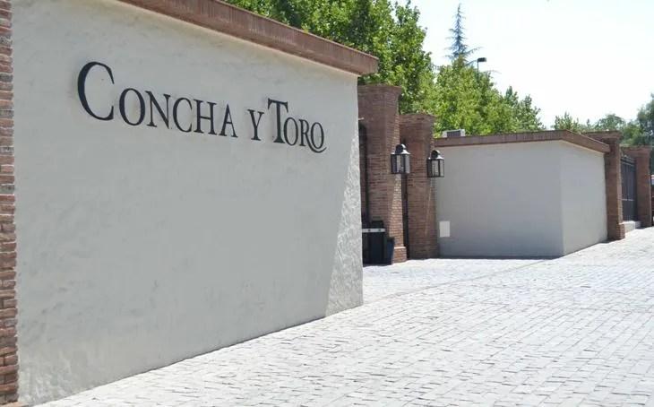 Concha y Toro portaria