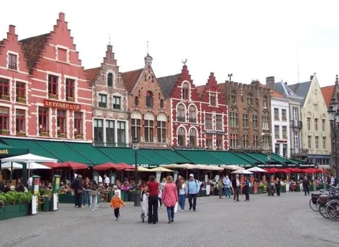 Grand Place ou Grote Markt
