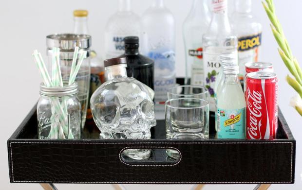 Bandeja bar