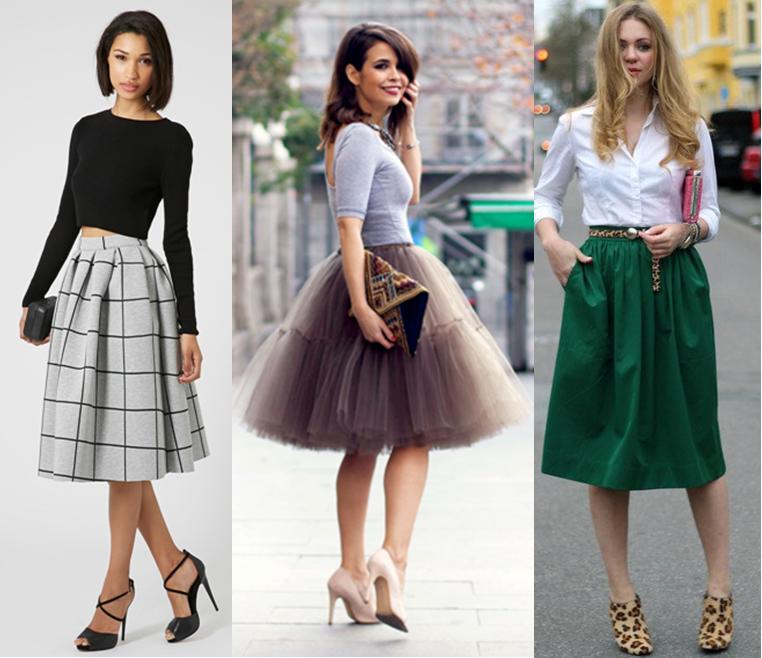 8d92feb8bf A altura certa da saia midi  como usar e aparentar uma silhueta alongada