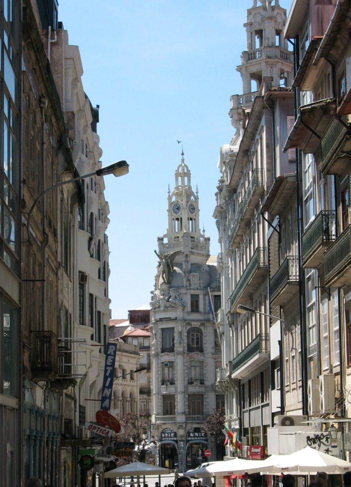 Porto cidade de Portugal
