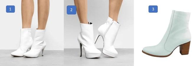 Sapatos tem que ter