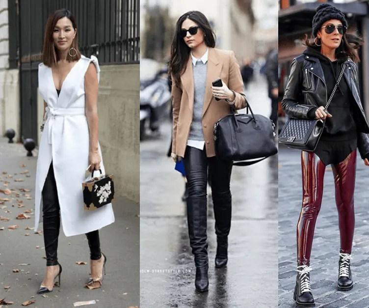 Dicas de moda com legging