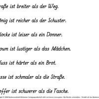 Almanca Sıfatlar