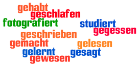 Almanca Perfekt Zaman Alıştırmaları