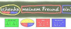 Almancada öge sıralama (ögelerin dizilimi)