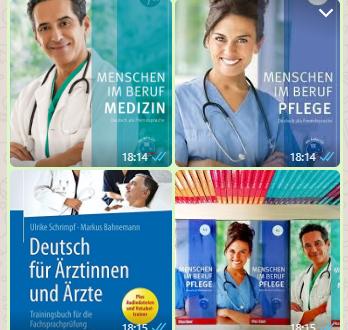 Sağlık ve Fen Bilimleri Mesleki Almanca Eğitimi