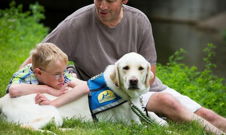 mascotas en niños con autismo