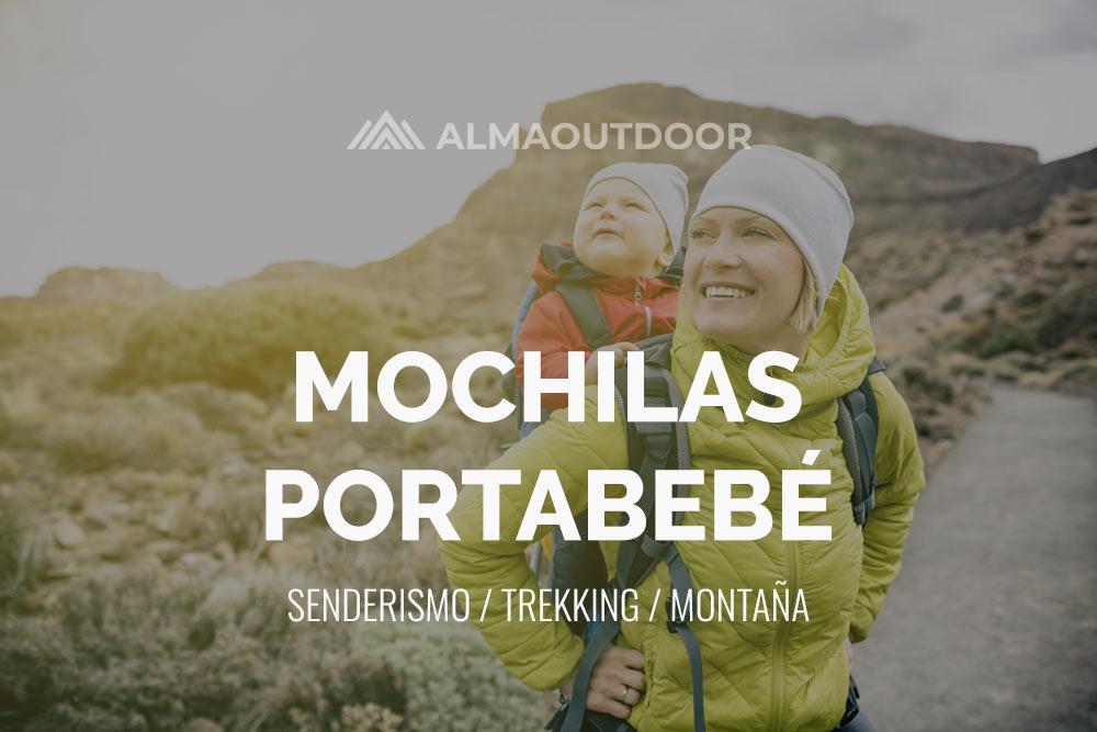 Mejores mochilas portabebé para senderismo y montaña
