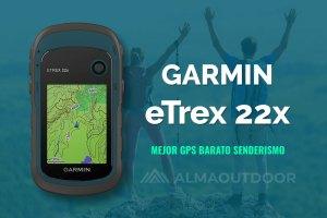 GPS barato senderismo Garmin eTrex 22x