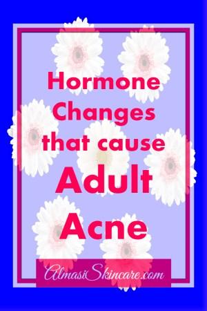Adult Acne Causes - Almasi Skincare
