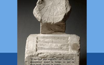"""""""Les calendriers de la Méditerranée symbolisme du temps dans les civilisations anciennes"""", le 30 mars 2019"""