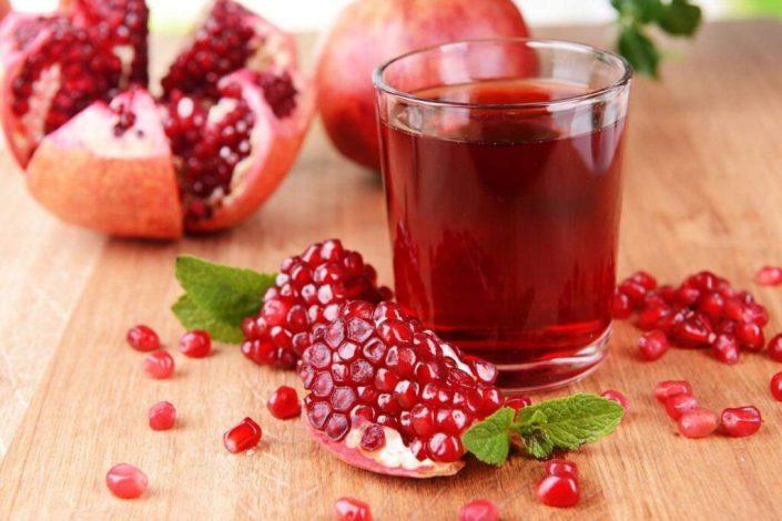 8 فوائد لا تعرفها عن عصير الرمان