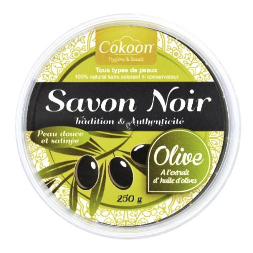savon noir COKOON Huile d'olive