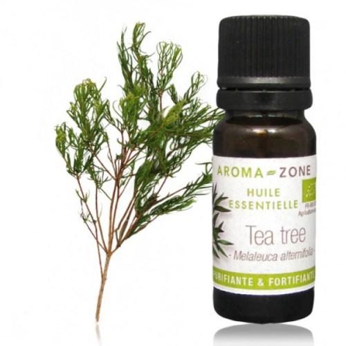 Huile Essentielle de TEA TREE BIO, AROMAZONE