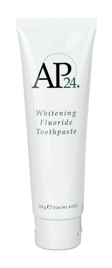 nuskin-ap24 dentrifrice blanchissant au fluoride