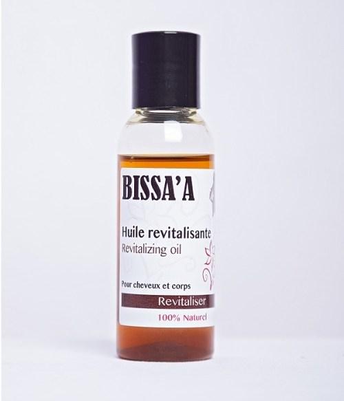 BISSA'A Cosmetics Huile Revitalisante