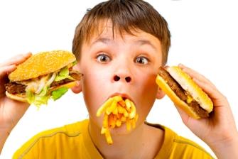 copii fast food