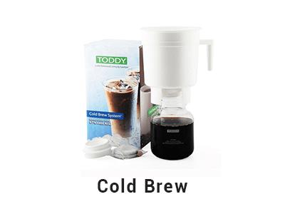 Cold Brew Almergo