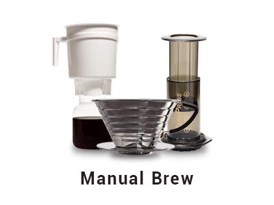 Manual Brew Almergo