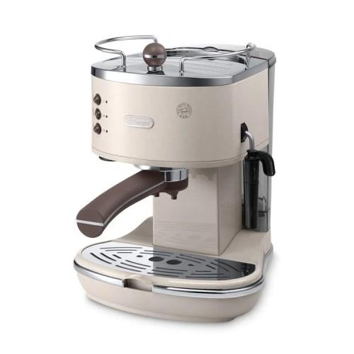 Delonghi-Pump-Espresso-ICONA-VINTAGE-ECO-311.BG_ Mesin Kopi