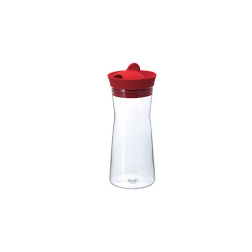 Hario Water Jug Red 700ml WJ-7-R
