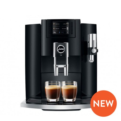 Jura-E8-Piano-Black-INT-New Mesin Kopi