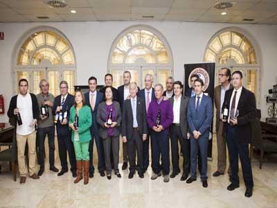 Cinco bodegas y un catador protagonistas de los premios del II 'Almería Tierra de Vinos' que organiza Diputación