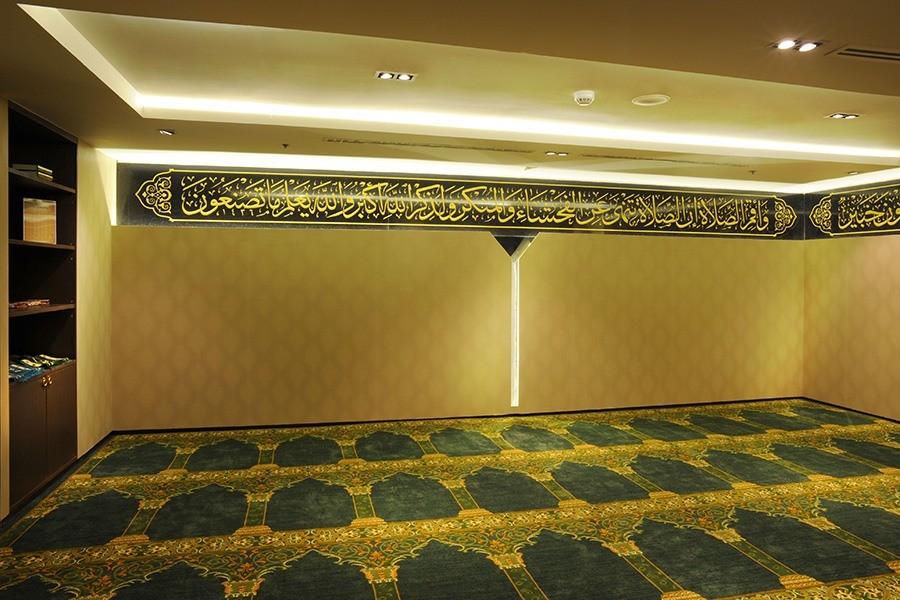Hotel Halal Pertama Di Bangkok 3