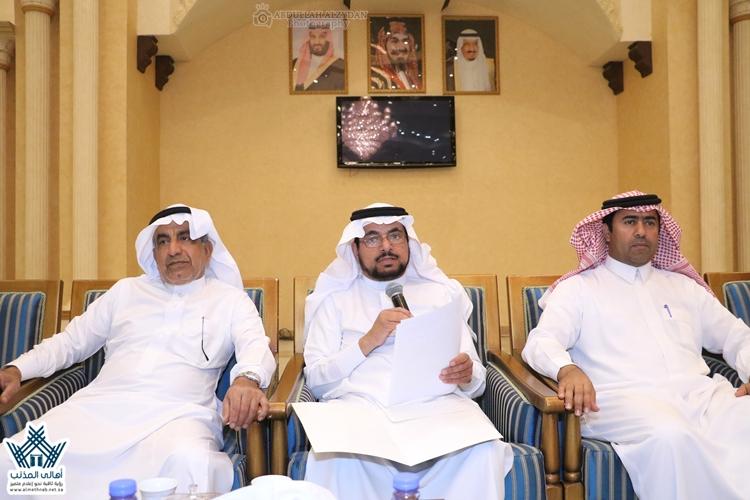 مجلس بلدي المذنب يعقد اللقاء الثالث المفتوح مع المواطنين